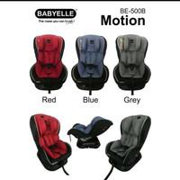CARSEAT CAR SEAT BABYELLE BE 500 KURSI JOK MOBIL BAYI BABY ELLE