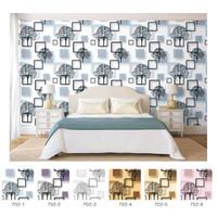 Wallpaper dinding motif modern type 702 murah berkualitas