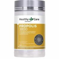 Healthy Care Propolis 3800 isi 200 capsule asli 🇦🇺