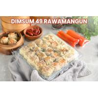 DIMSUM 49 RAWAMANGUN ISI 50 PCS/ HALAL / DIMSUM JAKARTA
