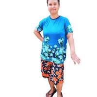 Baju Atasan Kaos Wanita Jumbo XXL Premium Termurah / Baju Santai