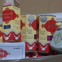 SAM YUN WAN obat herbal penggemuk badan dan penambah nafsu makan