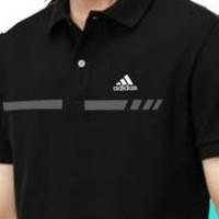 Polo Shirt ADIDAS List Kaos Polo Adidas Kaos Kerah