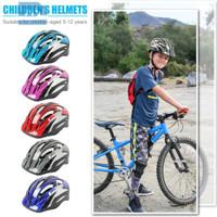 Helm Sepeda Anak Children Cycling Safety Helmet Pelindung Kepala anak