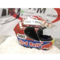 Helm INK cl max full face repaint SHOEI