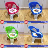 Kursi Anak Pooh Family / Bangku Anak (Kursi Plastik / Bangku Plastik)