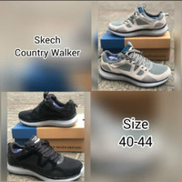 Sepatu Skechers Country Walker / Skecher / Sneaker Pria /Sepatu Casual