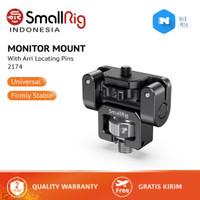 SmallRig Universal DSLR Camera Swivel Monitor Mount With Arri Locating