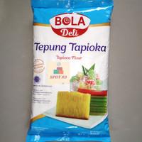 Tepung Tapioka/Kanji Bola Deli