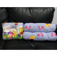 Set bantal guling bayi tema winnie the pooh