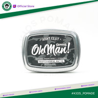 Oh Man Pomade Army Clay (85 gram)