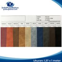 BAHAN KULIT IMITASI / SINTETIS / OSCAR/ PVC - RIGA