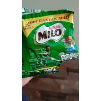 Milo Sachet 1 Renceng 22 gr