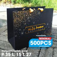 Tas Kertas/Paperbag custom design/cetak hotprint
