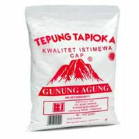 Tepung Tapioka Cap Gunung Agung 500gr / Tapioca Flour