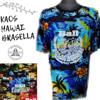 Kaos Hawai Bali | Baju Pantai Pria |