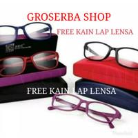 Kacamata terapi K-ion Nano Glasses 100% ORIGINAL - UNGU