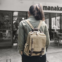 Horocrust Bag / Mini Backpack / Slingbag / Tas Kanvas / Ransel