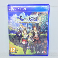 BD PS4 Atelier Ryza Ever Darkness & The Secret Hideout