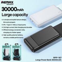 Remax Lango Powerbank RPP-167 (30000)mAh Real Capacity Fast Charging
