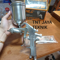 SPRAY GUN F75 TABUNG ATAS MERK NLG / SPRAYGUN F-75 GN TABUNG ATAS NLG