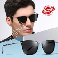 Original kacamata Hitam polarized pria wanita Outdoor Luxury - BLUE, NORMAL