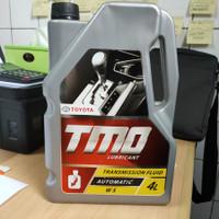Oli Matic Toyota ATF WS utk mobil yaris dan vios Galon 4 Liter