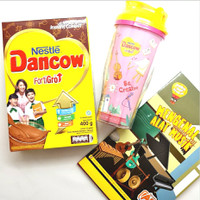 FORTIGRO 400gr +hadiah! Dancow full cream dancow instant dancow coklat