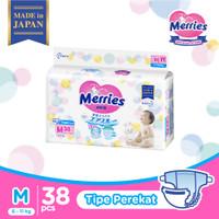 MERRIES PREMIUM POPOK BAYI PEREKAT M 38