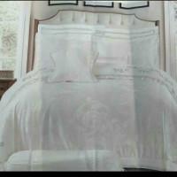 Bed cover Full Set Sutera Premium extra King 200x200xT40cm