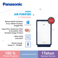 PANASONIC FPXM55AAN - Air Purifier 42m2