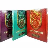 Al Quran Ash Shahib Terjemah Rasm Utsmani A4