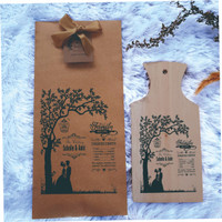 souvenir pernikahan telenan mini paperpack