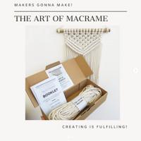 Macrame DIY Kit Tutorial For Beginner by THE ART OF MACRAME