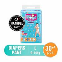 Baby Happy Pants Size L 30 + 4