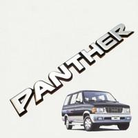 New Aksesoris Mobil Emblem Logo Panther