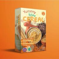 Yummy Bites Cereal PUMPKIN CARROT CORN 100 gr
