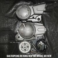 Bak Kopling Kanan RX King Bak Kiri Rx King New Stut Kopling Full Set