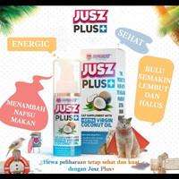 Vitamin kucing & Anjing Jusz Plus