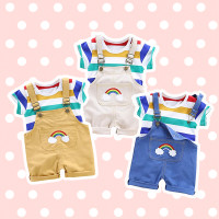 Rainbow Overall / Jumpsuit Bayi