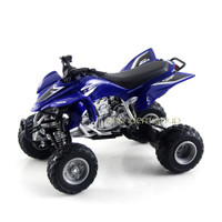 Diecast Miniatur Mainan Motor ATV Yamaha YFZ 450