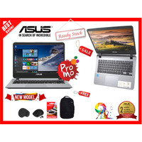 Laptop Asus Vivobook A407ma Intel Celeron N4000 Windows 10 Original