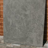 alas foto props photo dekorasi concrete semen handmade cement unfinish