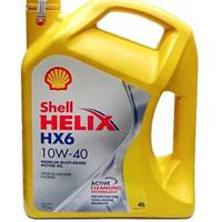 oli shell hx6 10w 40 4l