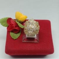 cincin Dewasa Asli xuping lapis emas 24k cc57