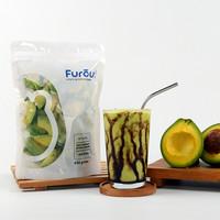 Frozen Avocado (IQF) | Buah Alpukat Beku | 450 gram