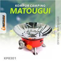 Kompor Kotak Kembang LH 203 Portable Stove Camping / Kompor Hiking