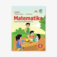 BUKU MATEMATIKA UNTUK SISWA SD/MI KELAS VI KURIKULUM 2013 REVISI
