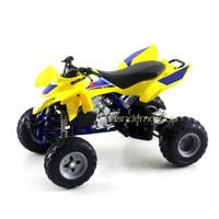 Diecast Miniatur Mainan Motor ATV Suzuki Quadracer R450