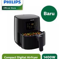 Philips Air Fryer Spectre HD9252/90 HD-9252 Digital Airfryer Low Watt